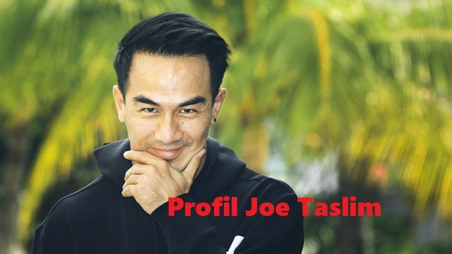 Profil Joe Taslim